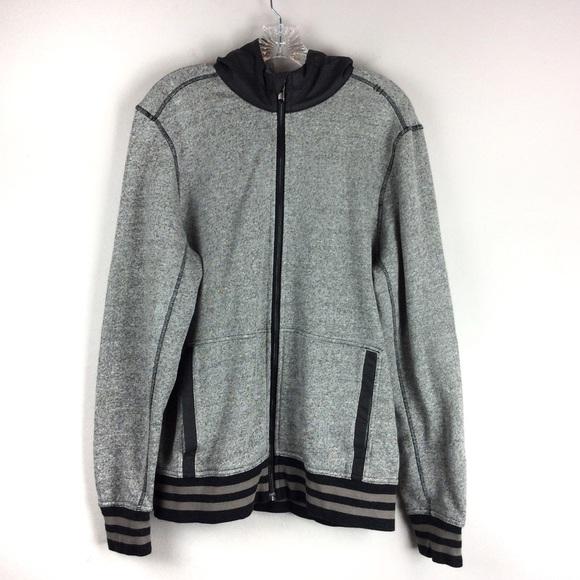 d41de8660a lululemon athletica Other - Lululemon Le Hoodie Heathered Full ZIP Jacket
